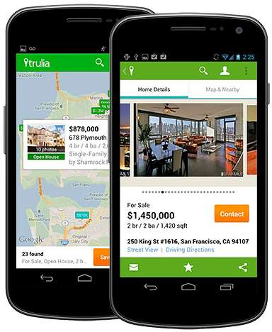 Natural Disaster Sensing Apps - The Truila App Helps Home Buyers Track Earthquakes in Their Area