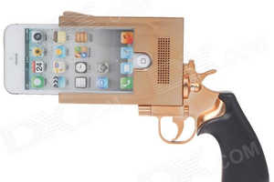 These Unique iPhone Cases Designed Like Guns Will Make Heads Turn