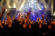 Hardcore Metal Head Cruises - The 'Full Metal Cruise' is the Perfect Vacation for Head Bangers