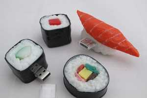 These Sushi USB Drives Will Please Any Maki Lover