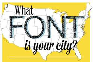 'What Font is Your City?' Pairs American Cities with Fonts