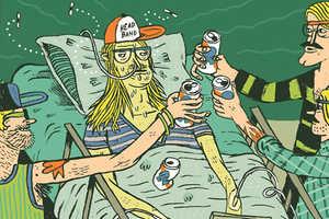This Satirical Josh Holinaty Art Pokes Fun at Modernism