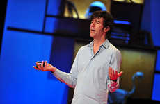 Designing for Joy - In Stefan Sagmeister's Designing Happiness Speech He Talks the Value of Design