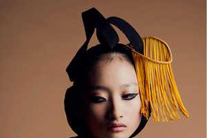 Ann Shoebridge Creates Elegant Japanese-Inspired Hats