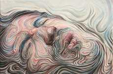 Swirled Self Portraits