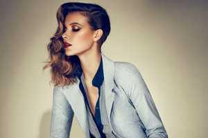 The FASHIONTREND Magazine 'Valentina' Photoshoot Stars Julia K