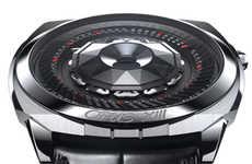 Luxurious Handless Timepieces