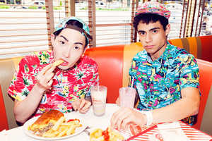 The Mishka Summer 2013 Collection is Distinguishably Young