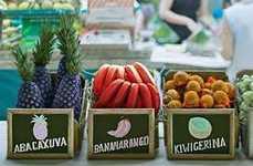 Fake Fruit Mash-Up Ads - The Ogilvy Brasil Philips Blender Ad Tricks People with Fake New Fruit