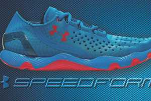 The Under Armour SpeedForm Fits Like a Bra for Your Feet