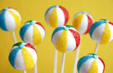 From Pool Party-Inspired Bites to Scrumptious Floral Cookie Pops