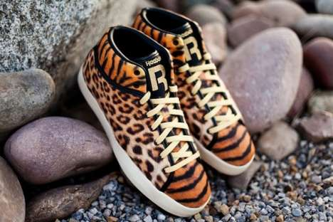 Fierce Leopard Print Shoes