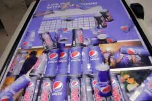 The Pepsi 'Like Machine' Dispenses Sodas for Likes