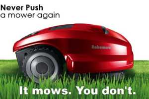 From Robotic Grass Cutters to Solar-Powered Lawn Mowers