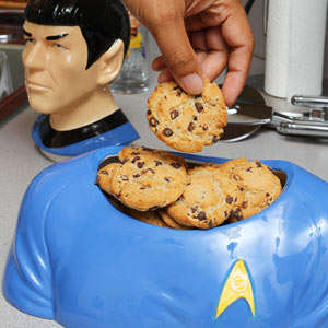 Nerdy Cookie Containers