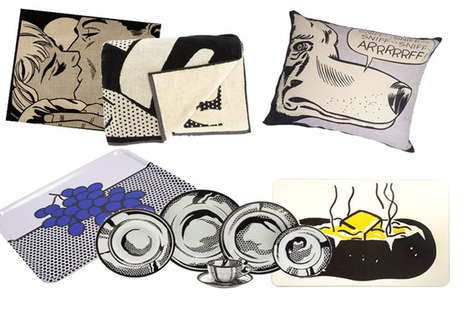 Roy Lichtenstein x Barneys