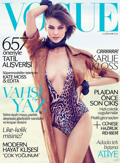 Vogue Turkey June 2013