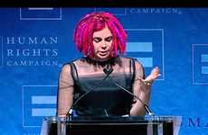 Having An Invisible Identity - Lana Wachowski Delivers an Insightful Human Rights Campaign Speech