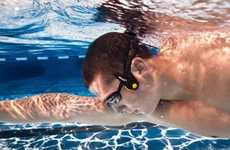 Underwater Facial Music Speakers