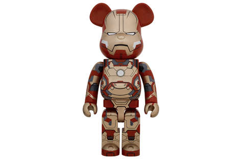 Iron Man 3 x Medicom Toy