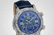 Moon-Inspired Luxury Watches
