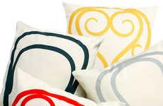 Backrest-Inspired Cushions