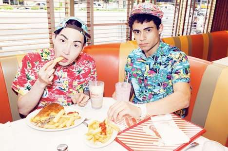 Mishka Summer 2013 Lookbook