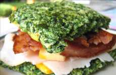 This Spinach Carb Creation Will Allow You to Enjoy Sandwiches Guilt-Free