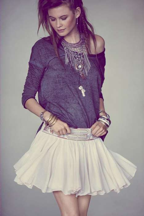 Free People June 2013