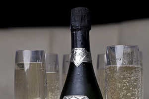 The 'Taste of Diamonds' Champagne is the World's Most Expensive Bubbly
