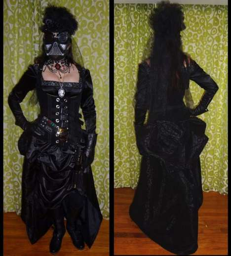 darth vader dress