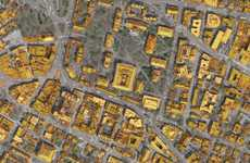 Sophisticated Solar Panel Maps - The Mapdwell Project Helps Communities Plan for Sustainable Energy