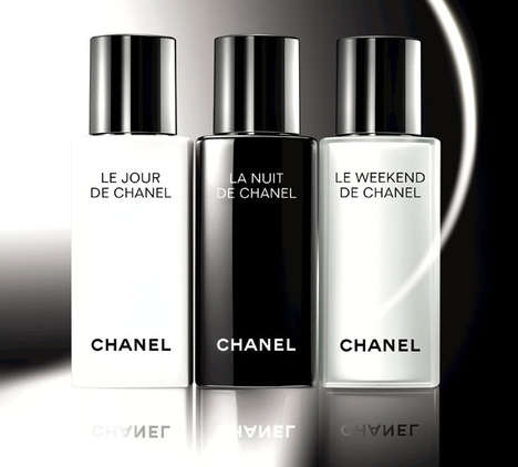 Haute Cosmetic Collections - The Chanel Rsynchronizing Skincare Transforms the Facial Care Routine