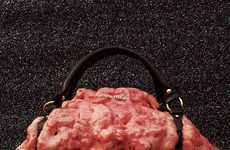 Grotesque Mock Meat Purses