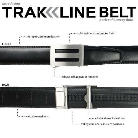 Hole-Less Belts