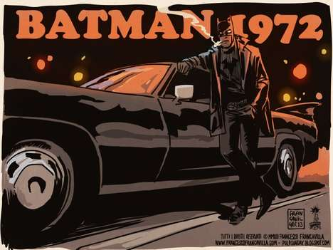 pulp fiction batman