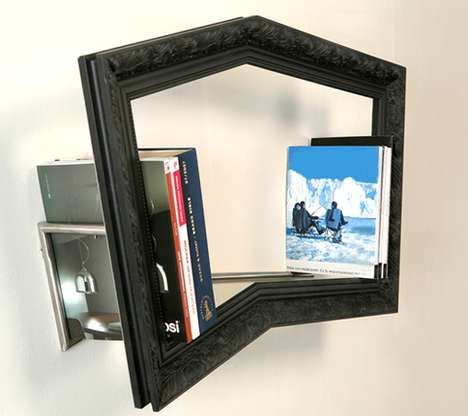 Frame Work Bookshelf