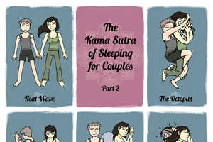 These Kama Sutra Bed Positions is Something Couples Can Relate To