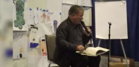william shatner comic con