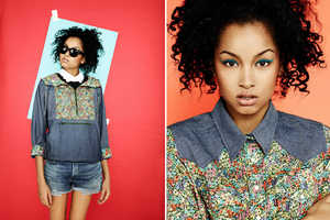 The Levi's & Liberty of London Collaboration is Bold and Co