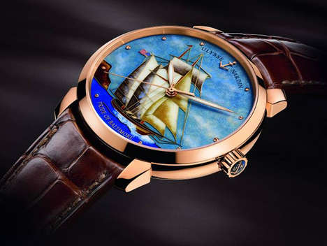 nautical watches