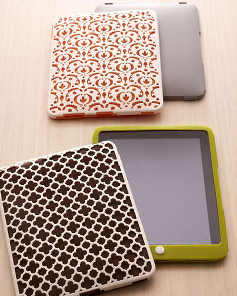 patterned ipad cases
