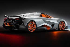 The 50th Anniversary Lamborghini Looks a Bit Like the Batmobile