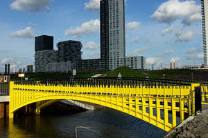 Robin Stam Builds Real Versions of the Bridges on the Euro