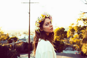 This Editorial for So it Goes Magazine Features Analeigh Tipton