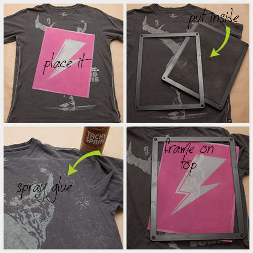 DIY Rocker Graphic Tanks