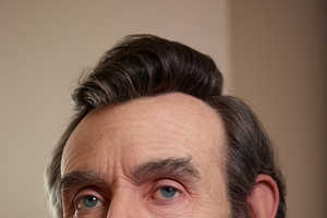 The Uber-Realistic 'Portrait of Lincoln' Brings Lincoln Back to Life