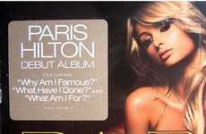 Video of Banksys Paris Hilton Hoax