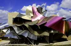 Marqués de Riscal Hotel by Frank Gehry