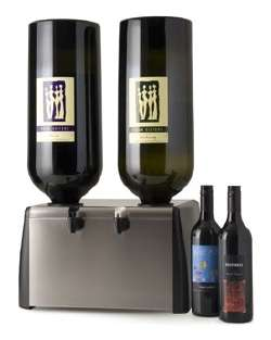 Big Bottle Wine Dispenser - a Wine Keg for Your Kitchen